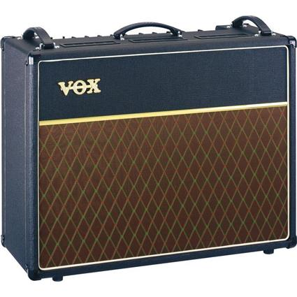 The VOX AC-30. Part of a tradition that forged the sound of the first British invasion!