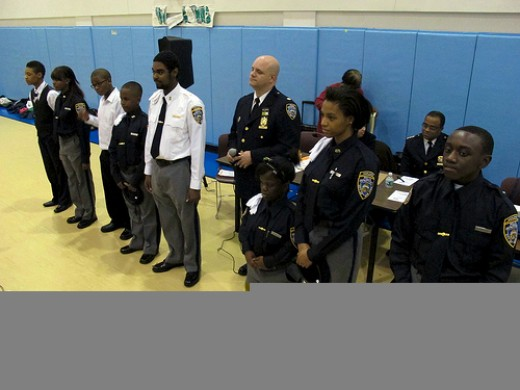 New York Police Department Explorers