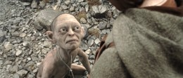 I'm called Gollum because of the noise I make when I cough. So why do they call you Rumble-rumble-poot?