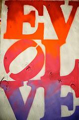 Evolve Love from Santuary-Studio Source: flickr.com