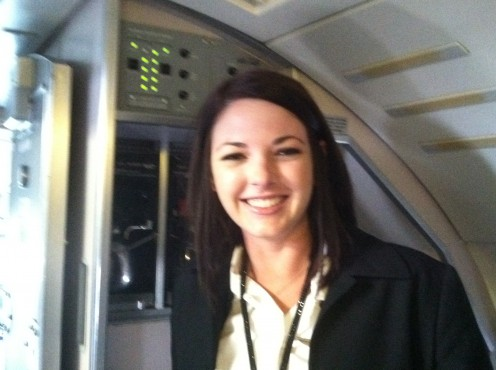 Go Jet Angel A Cabin: Brianna