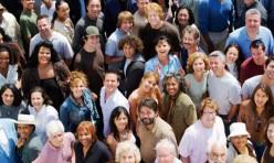 Human beings thrive in communities