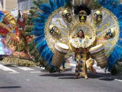 Trinidad's Carnival celebrations are easily the biggest in the Caribbean.