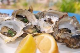 garlic oysters