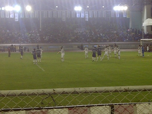 Friendly Game - Azkals vs LA Galaxy