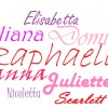 Romantic, Feminine Baby Names for Girls