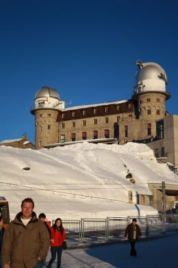 Gornergrat, Wallis, Switzerland