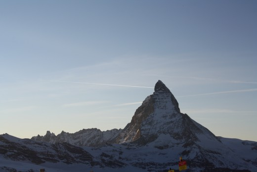 Lady Matterhorn view from Gornergrat, Wallis, Switzerland