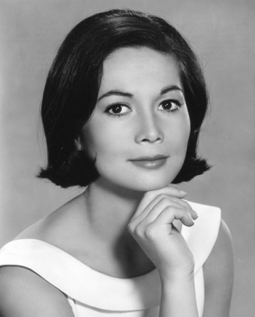 "Nancy Kwan the ""Chinese Bardot"" of the 1960s"