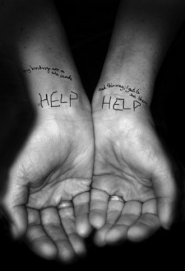 Why do people cut themselves?...Many people who cut need help but seldom ask for it.