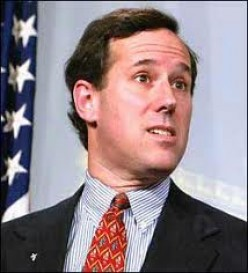 Rick Santorum Is The 'Jesus' Candidate? How About The 'Lobbyists' Candidate? Or The 'Crook' Candidate?
