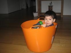 The Orange Tub