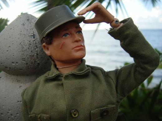 G.I. Joe soldiers on.