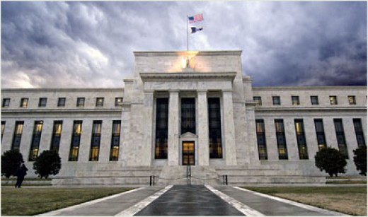 """The """"Federal"""" Reserve"""