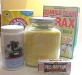 Homemade Laundry Detergent, Soap, Stain Remover, Softener
