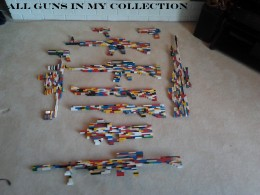 My son's collection to date