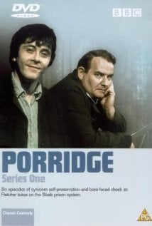 Best of British Comedy-Porridge Poster