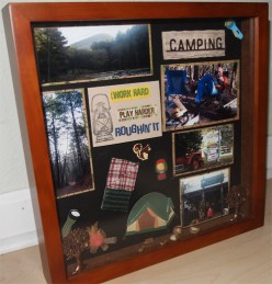 How to Make a Shadow Box Frame