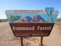 Ironwood Forest National Monument