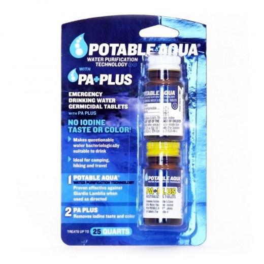 Pack of Potable Aqua