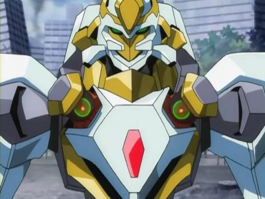Mecha Animes - Code Geass