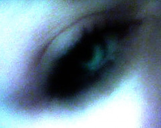 Crying Eye- or the pain is worth being True to Myself from Kymberley della Luce Source: flickr.com
