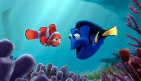 Marlin and Dory