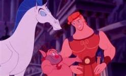 Pegasus, Phil and Hercules