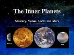 What are Terrestrial (inner) Planets