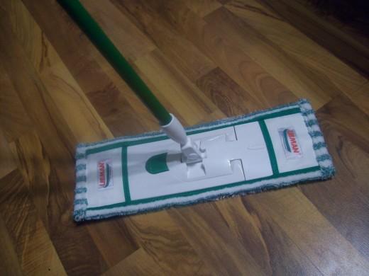 Libman wet/dry microfiber mop