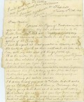 18th October 1914: World War 1 letter - Mother I have enlisted for war