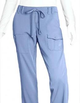 Barco NRG Womens Six Pocket Drawstring Waist Scrub Pants - BA-3208