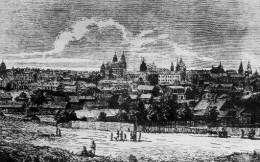 Minsk in the Nineteenth Century