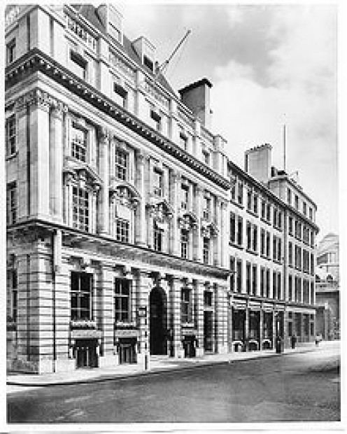Moscow Narodny Bank, London