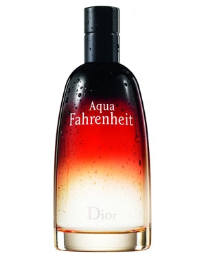 4: Aqua Fahrenheit by Dior
