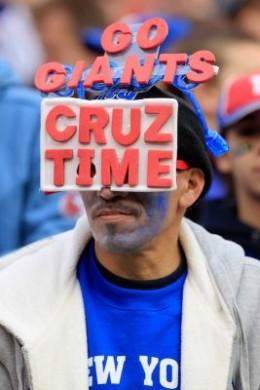 Fans Love Victor Cruz