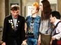 Rik, Vyvyan, Neil and Mike