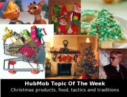 HubMob Weekly Topic: Christmas products, food, tactics and traditions