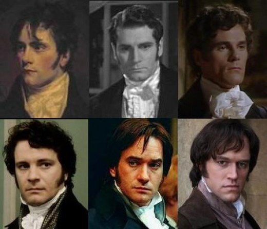 So many Darcy's, so little time.