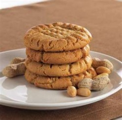 Gluten Free 4 Ingredient Peanut Butter Cookie Recipe