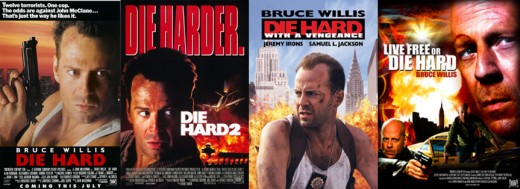 Die Hard Soundtracks
