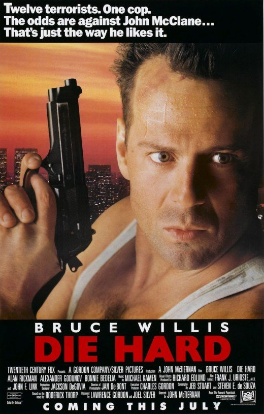 Die Hard Movies: Die Hard
