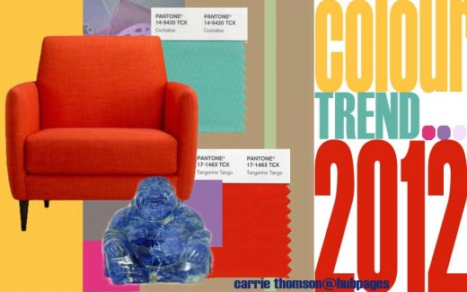 Colour Board For 2012