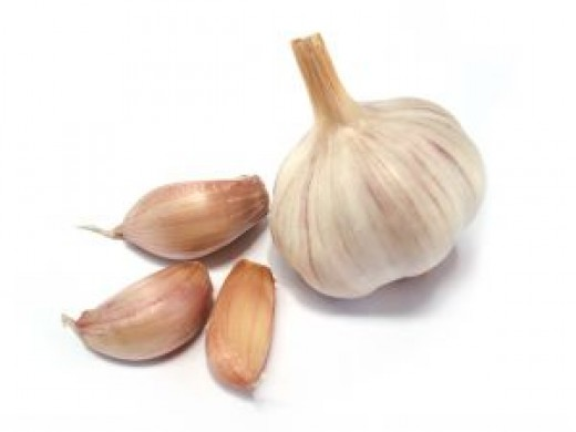 Garlic is a powerful little plant!