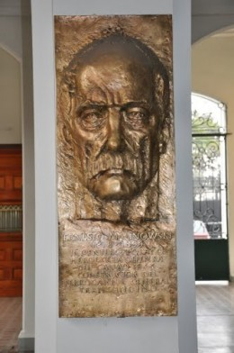 Ernest Malinowski. Polish engineer who built the Central Transandine Railway.