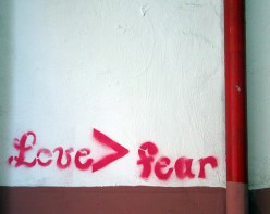 Why Do We Fear Love?