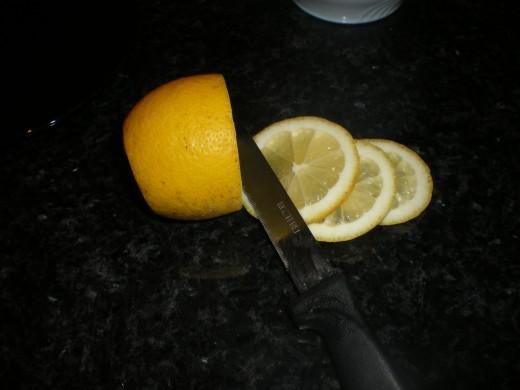 Lemon cough syrup 1