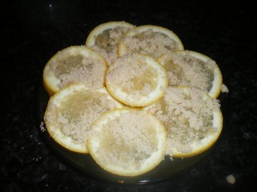 Lemon cough syrup 2