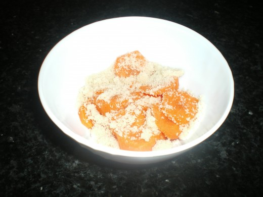 Carrot cough syrup 3