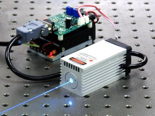 Visible Diode Lasers-Bright Beam Brilliant Spot : HubPages